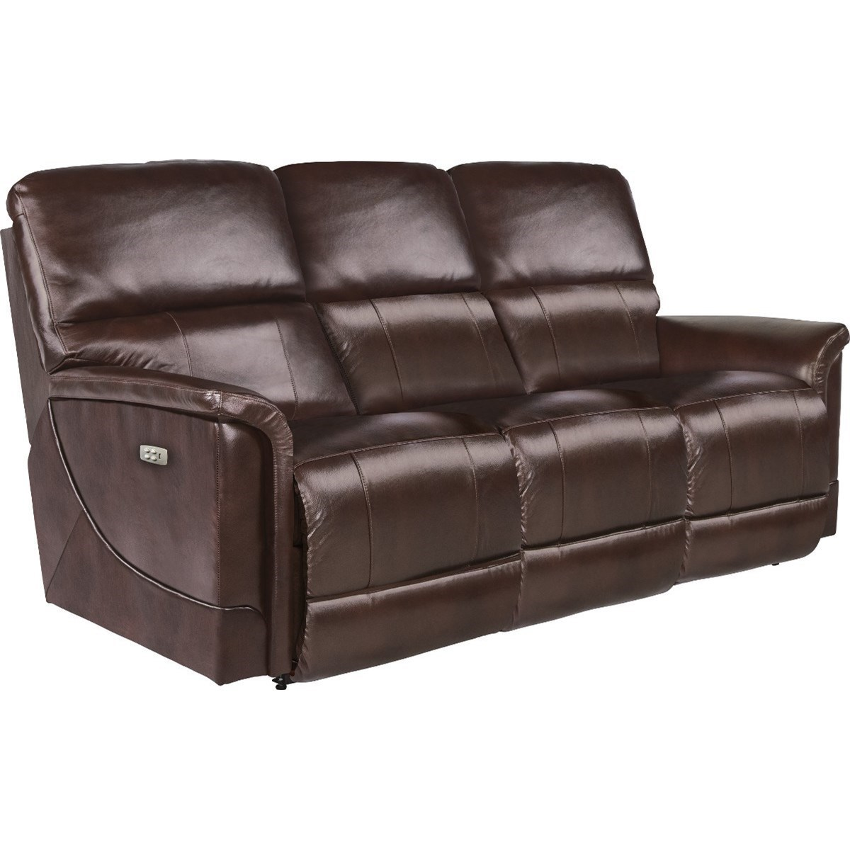 Superieur La Z Boy Oscar Casual Power Reclining Sofa With USB Charging Ports