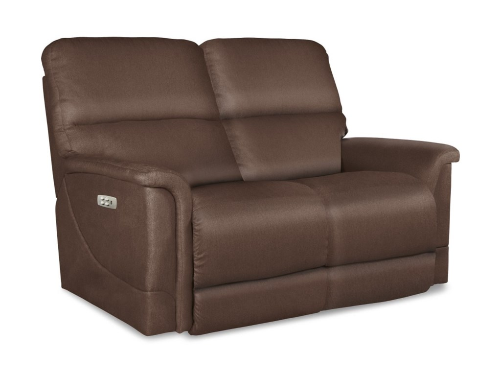 La-Z-Boy OscarPower-Recline™ Loveseat with Power Headrests