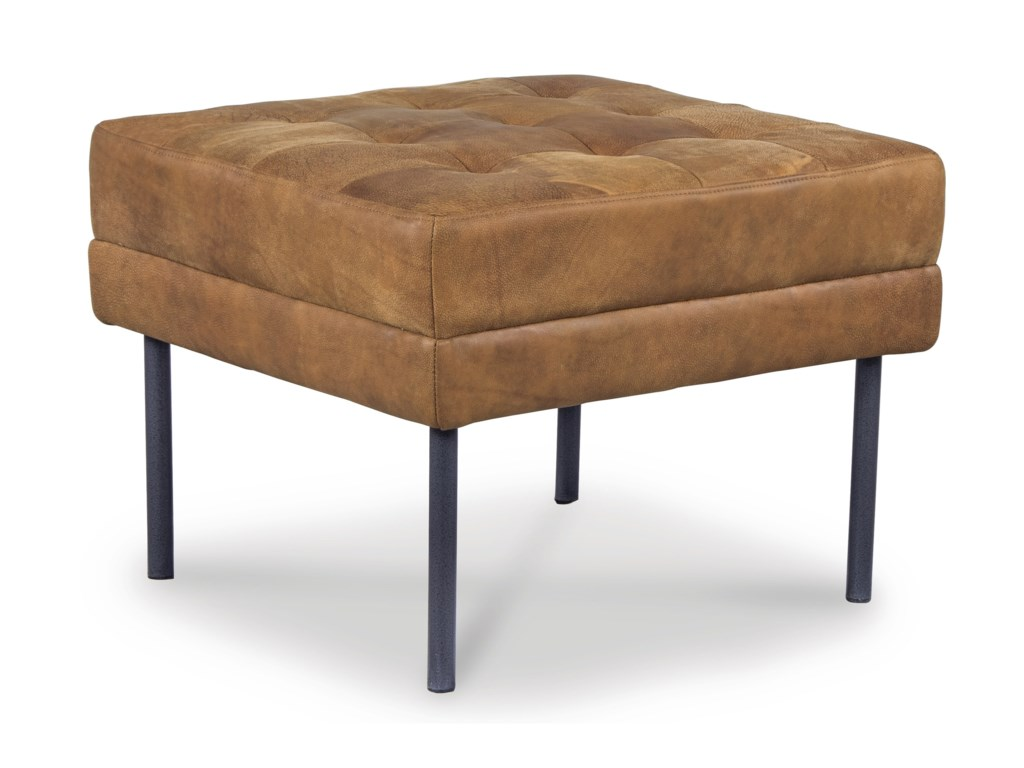 La-Z-Boy Ottomans Logan Square Ottoman