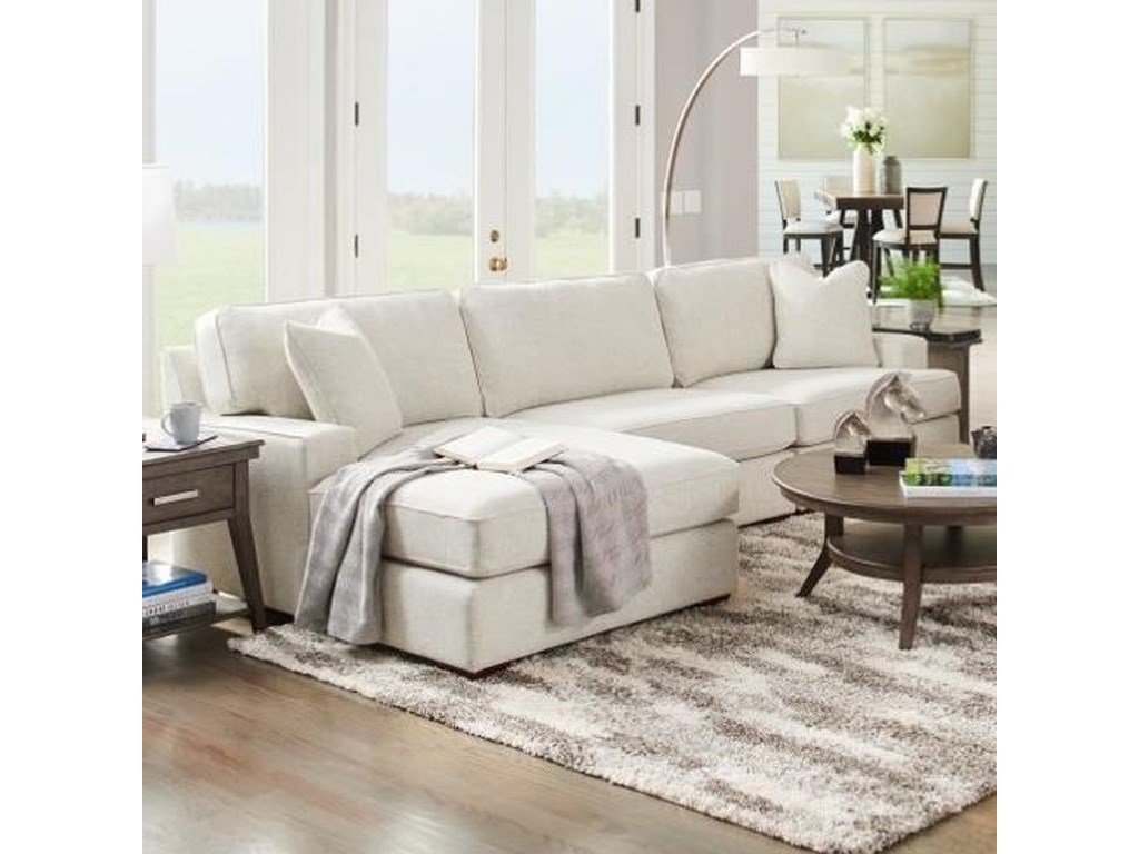La-Z-Boy Paxton3-Seat Chaise Sectional with Left Chaise