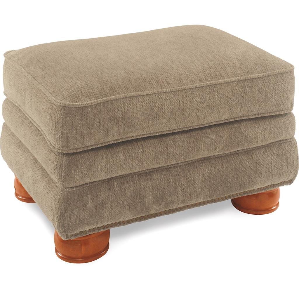 la-z-boy pembroke la-z-boy® premier ottoman - adcock furniture