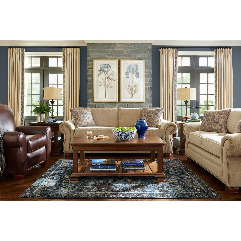 La Z Boy Pembroke Living Room Group