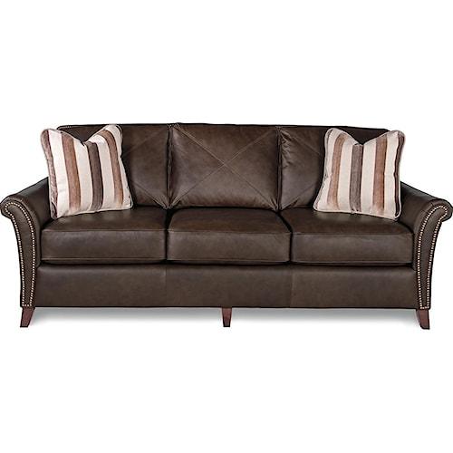 La-Z-Boy Phoebe Transitional Flared Arm Sofa