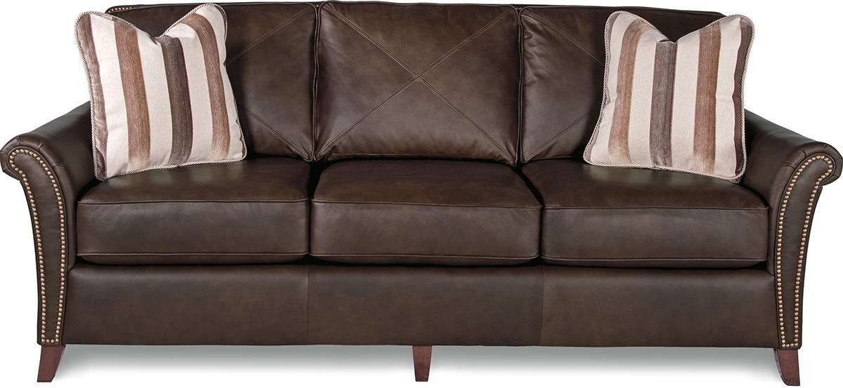 Superb La Z Boy PhoebePremier Stationary Sofa ...
