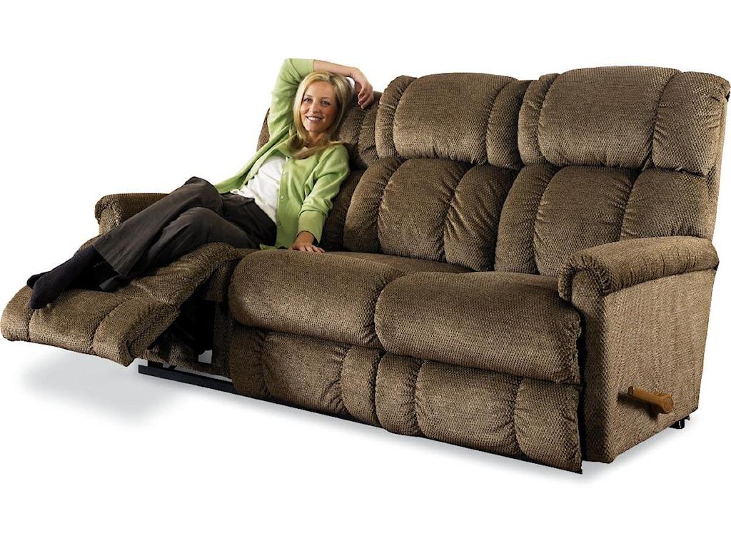 La Z Boy Pinnacle Reclina Way Reclining Sofa Knight Furniture