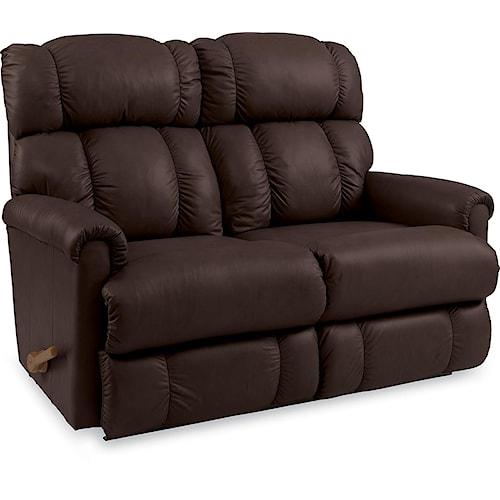La z boy pinnacle reclina way reclining loveseat conlin 39 s furniture reclining love seats - Ways of accessorizing love seats ...