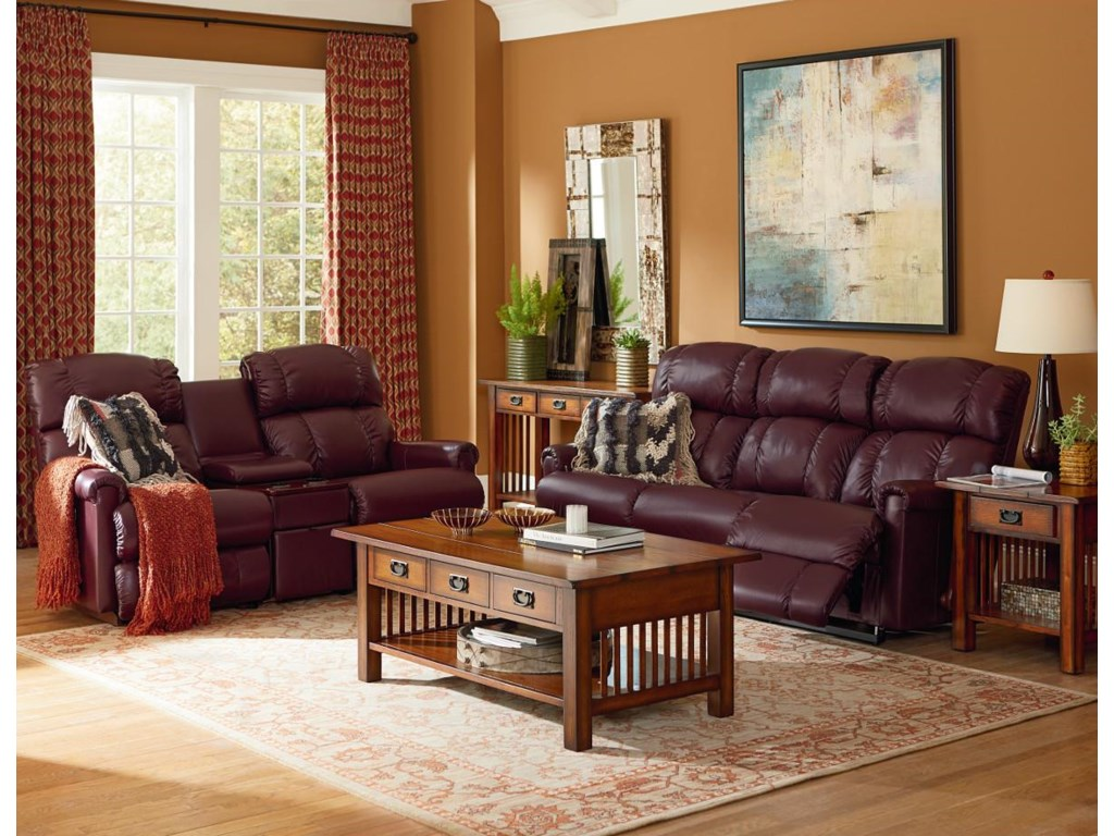 La-Z-Boy Pinnacle3 Piece Sectional Sofa