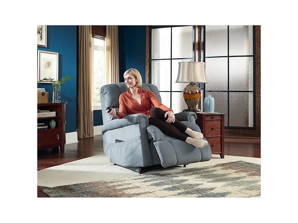 La-Z-Boy PinnaclePlatinum Luxury Lift® Power-Recline-XR