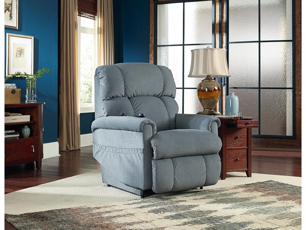 La-Z-Boy PinnaclePlatinum Luxury Lift® Power-Recline-XR w/ 6-