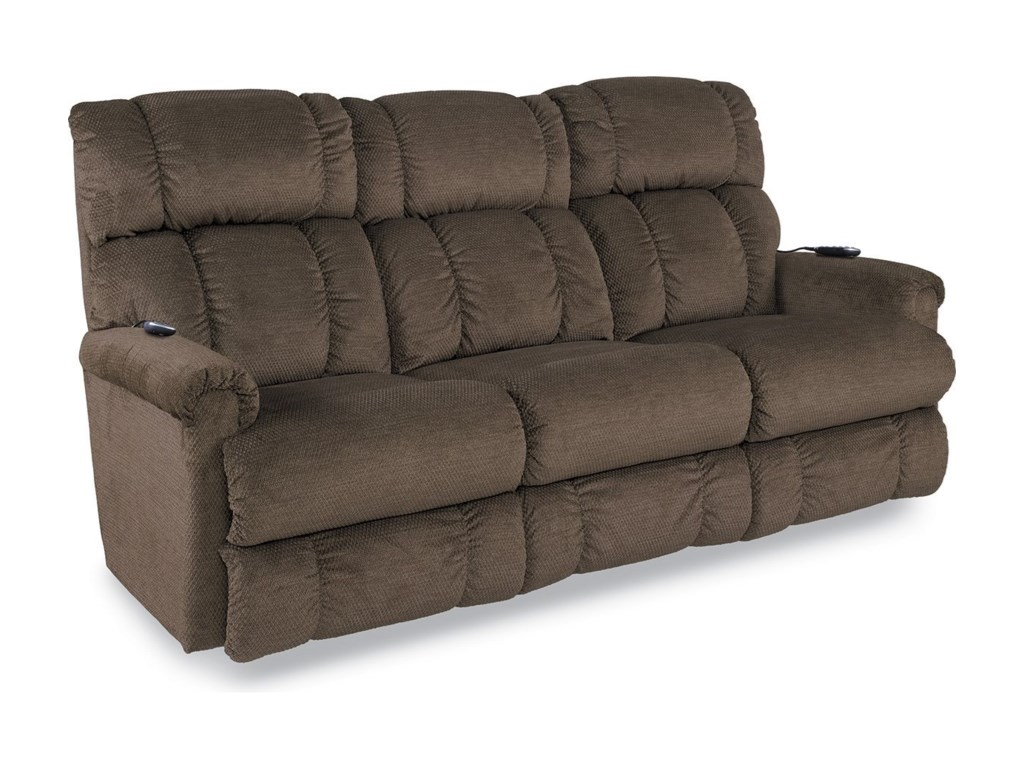 La Z Boy Pinnacle Powerreclinexrw Wall Saver Reclining Sofa W