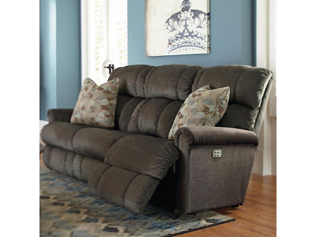 Pinnacle Power-Recline-XRw™ Full Reclining Sofa by La-Z-Boy at Rotmans