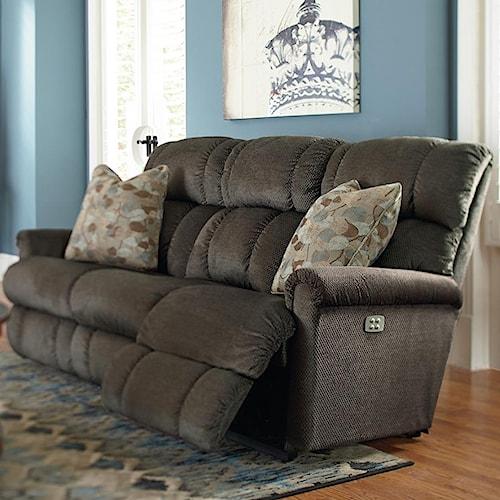 La-Z-Boy Pinnacle Power-Recline-XRw? Full Reclining Sofa