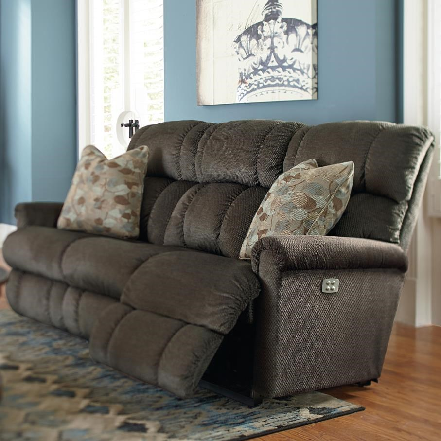 La Z Boy Pinnacle Power Recline XRw? Full Reclining Sofa