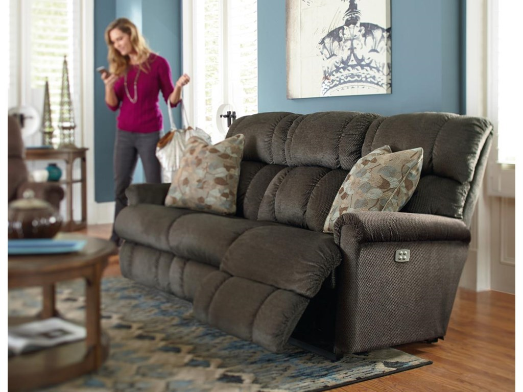 La-Z-Boy PinnaclePower Reclining Sofa