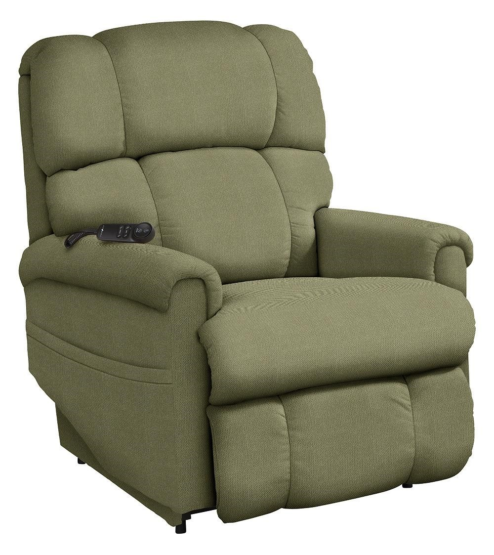 La-Z-Boy Pinnacle Moxie Sage Lift Chair with Heat and Massage - Great American Home Store - Lift Recliner  sc 1 st  Great American Home Store : lazy boy lift chair recliners - islam-shia.org