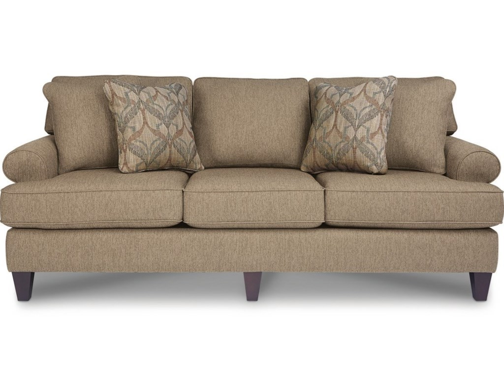 Porter Transitional Sofa with Premier ComfortCore Cushions by La-Z-Boy at  Johnny Janosik