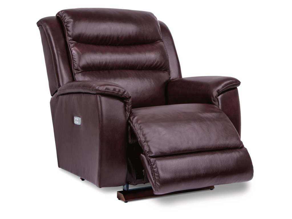 La-Z-Boy RedwoodPower Wall Recliner w/ Headrest & Lumbar