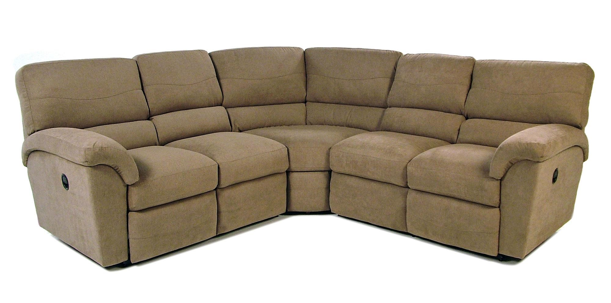 La-Z-Boy Tyson3PC Reclining Sectional ...