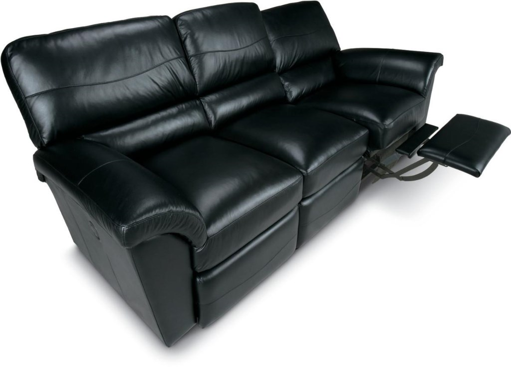 La Z Boy Reese La Z Time Reclining Sofa Adcock Furniture