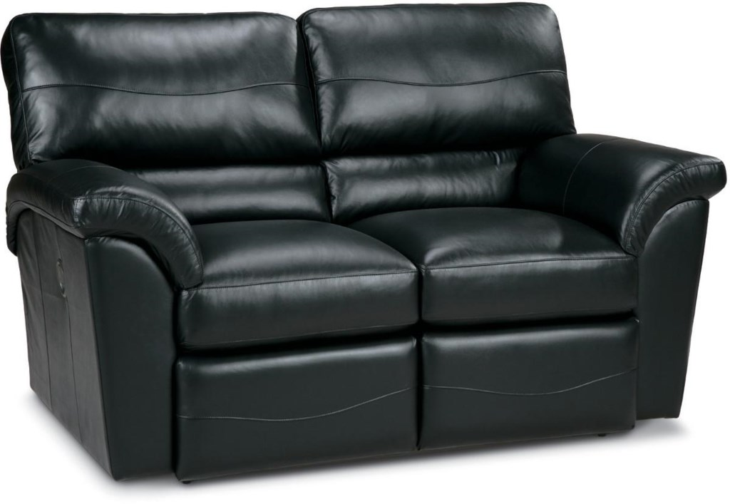 La Z Boy Reese La Z Time Reclining Loveseat Lindy S Furniture