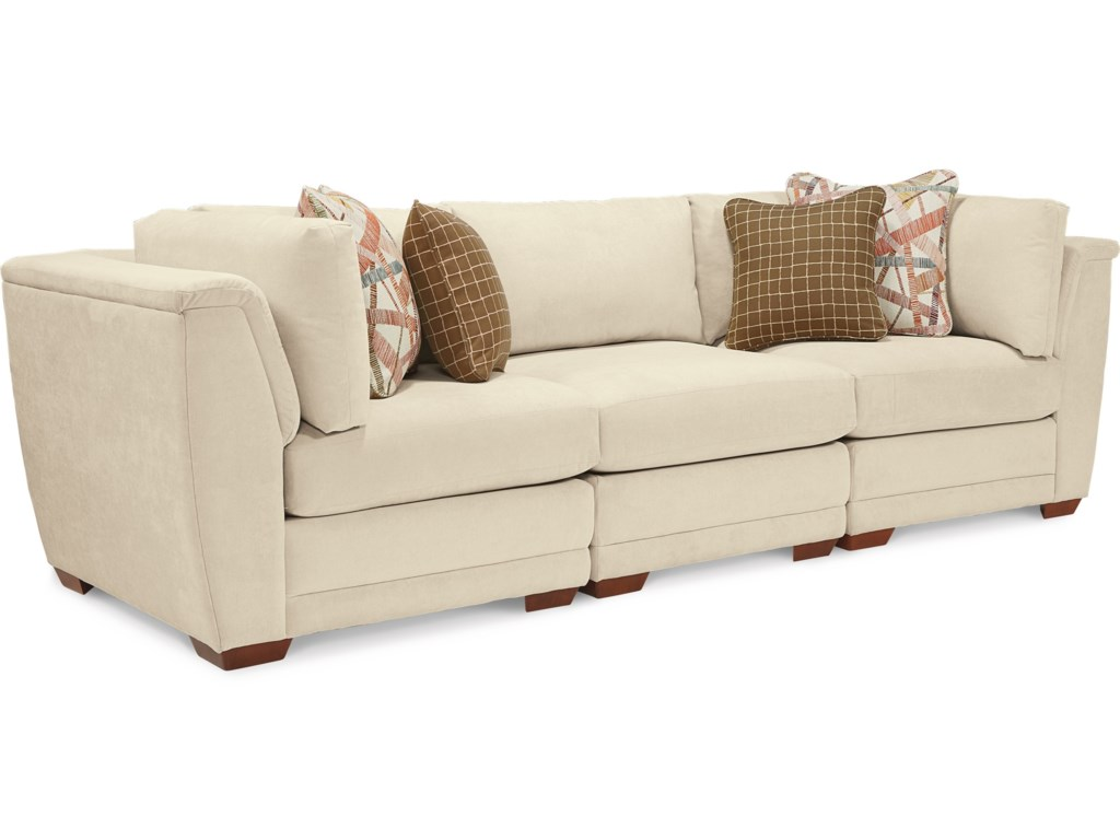 La-Z-Boy Ridgemont3 Piece Sectional Sofa