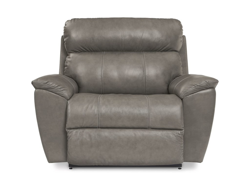 La Z Boy Roman La Z Time Power Oversized Wide Recliner With Usb