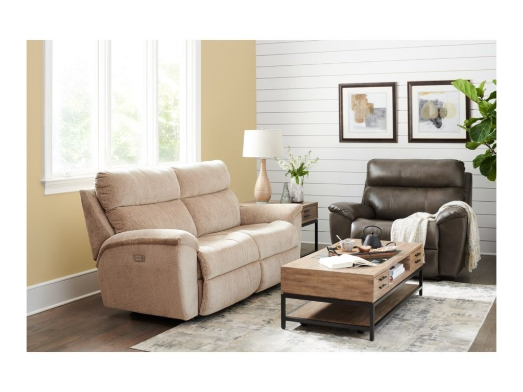 La-Z-Boy Roman2-Seat Full Reclining Sofa