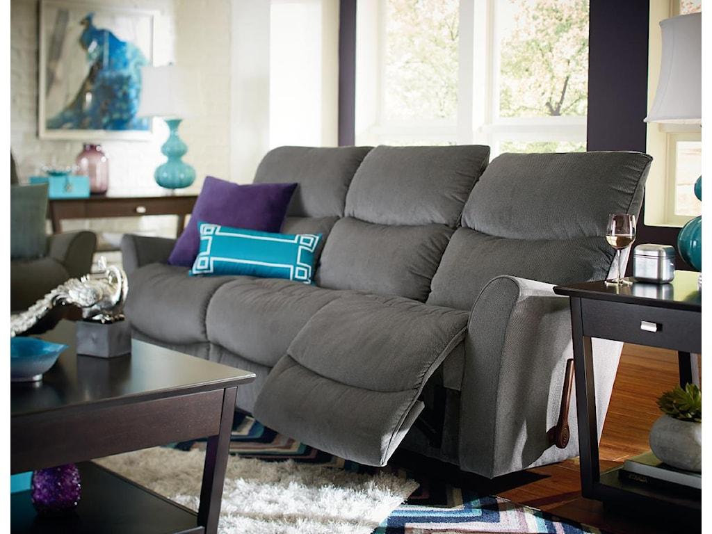 La-Z-Boy ROWANWall Saver Reclining Sofa