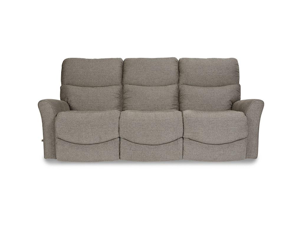 La Z Boy Rowan Contemporary Reclina Way Full Reclining Sofa