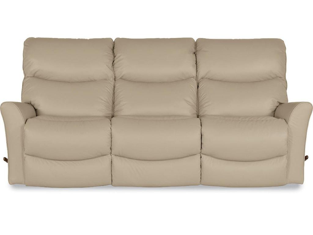 La-Z-Boy ROWAN Contemporary Reclina-Way® Full Reclining Sofa with ...