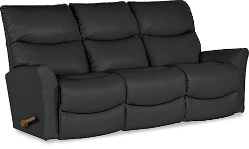 La-Z-Boy ROWAN Contemporary Reclina-Way® Full Reclining Sofa with Wall Saver Mechanism