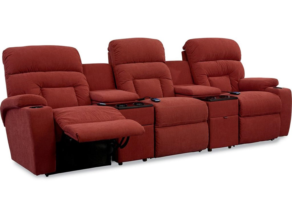La-Z-Boy Spectator5 Pc Reclining Home Theater Group