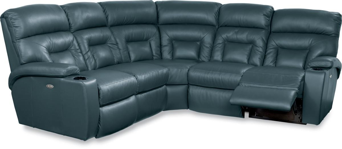 This item is available in 603 cover options. Click to view options now!  sc 1 st  Great American Home Store : la z boy leather sectional - Sectionals, Sofas & Couches