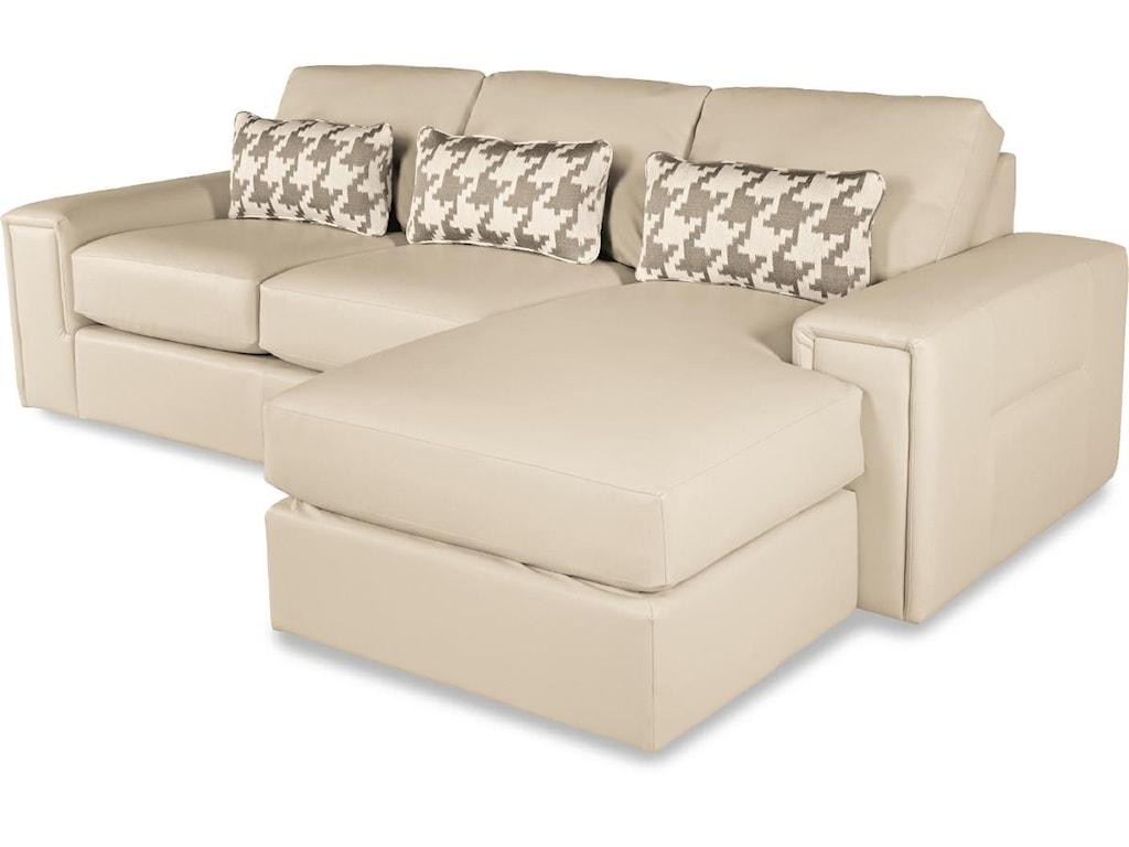 La-Z-Boy Structure2 Pc Sectional Sofa w/ RAF Chaise