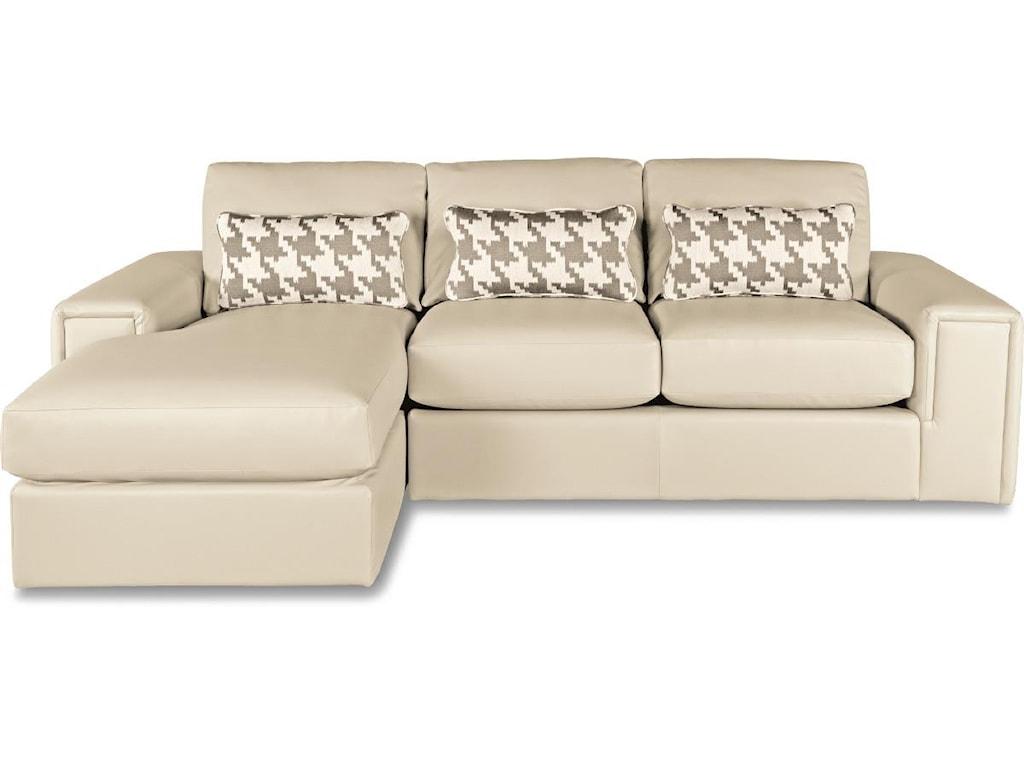 La-Z-Boy Structure2 Pc Sectional Sofa w/ LAF Chaise