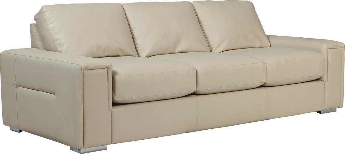 La Z Boy Structure Modern Sofa With Architectural Lines And Premier  ComfortCore Cushions   Great American Home Store   Sofa