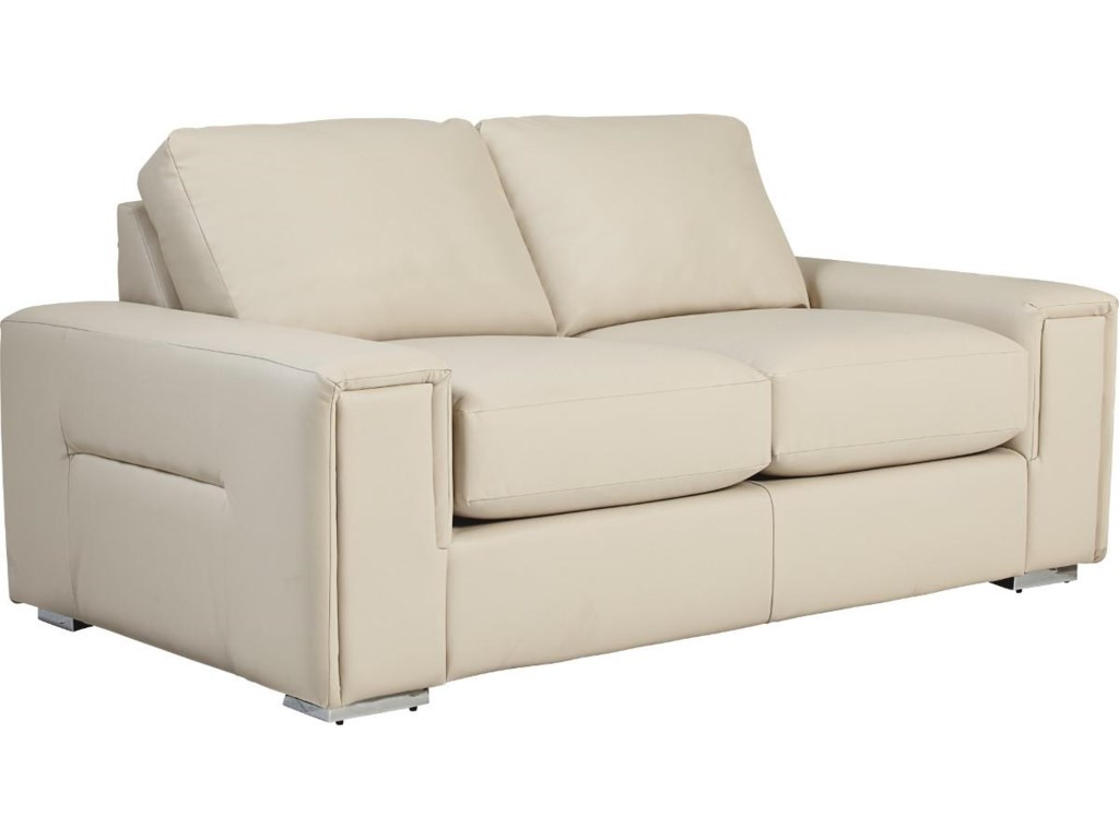 La-Z-Boy Structure 620615 Modern Apartment-Size Sofa with ...