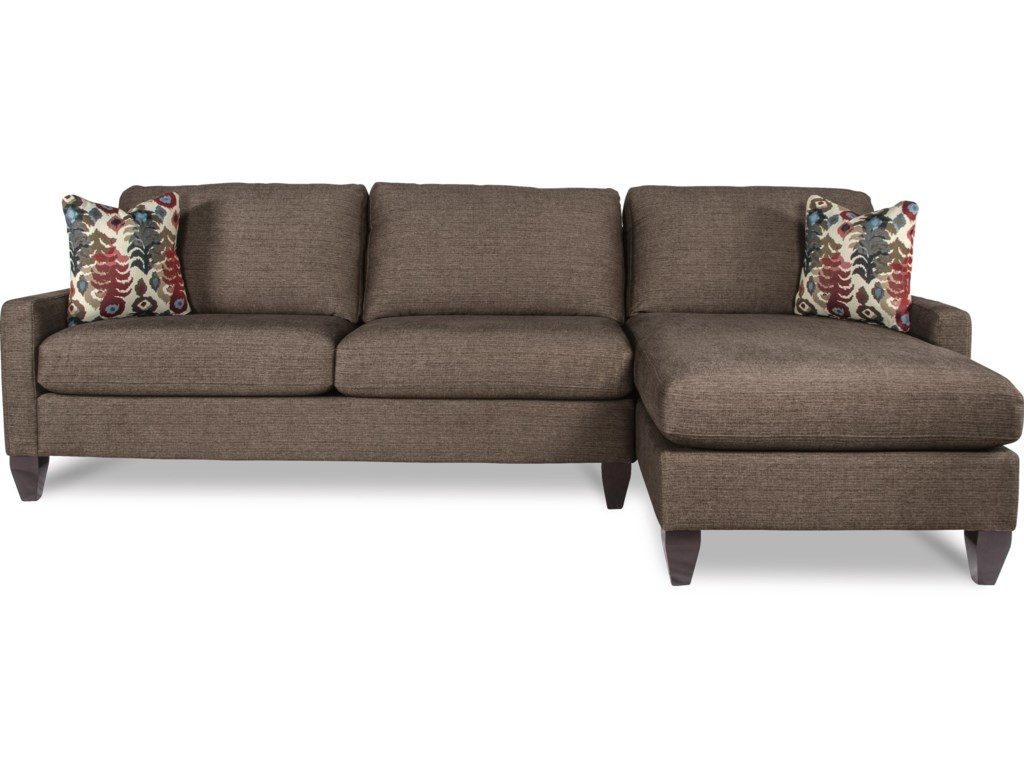 La-Z-Boy Studio2 Pc Sectional Sofa w/ RAF Chaise