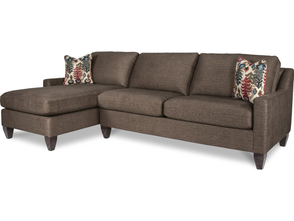 La-Z-Boy Studio2 Pc Sectional Sofa w/ LAF Chaise