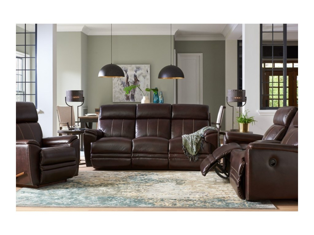 La-Z-Boy TalladegaPowerRecline Reclining Sofa w/ Pwr Headrests