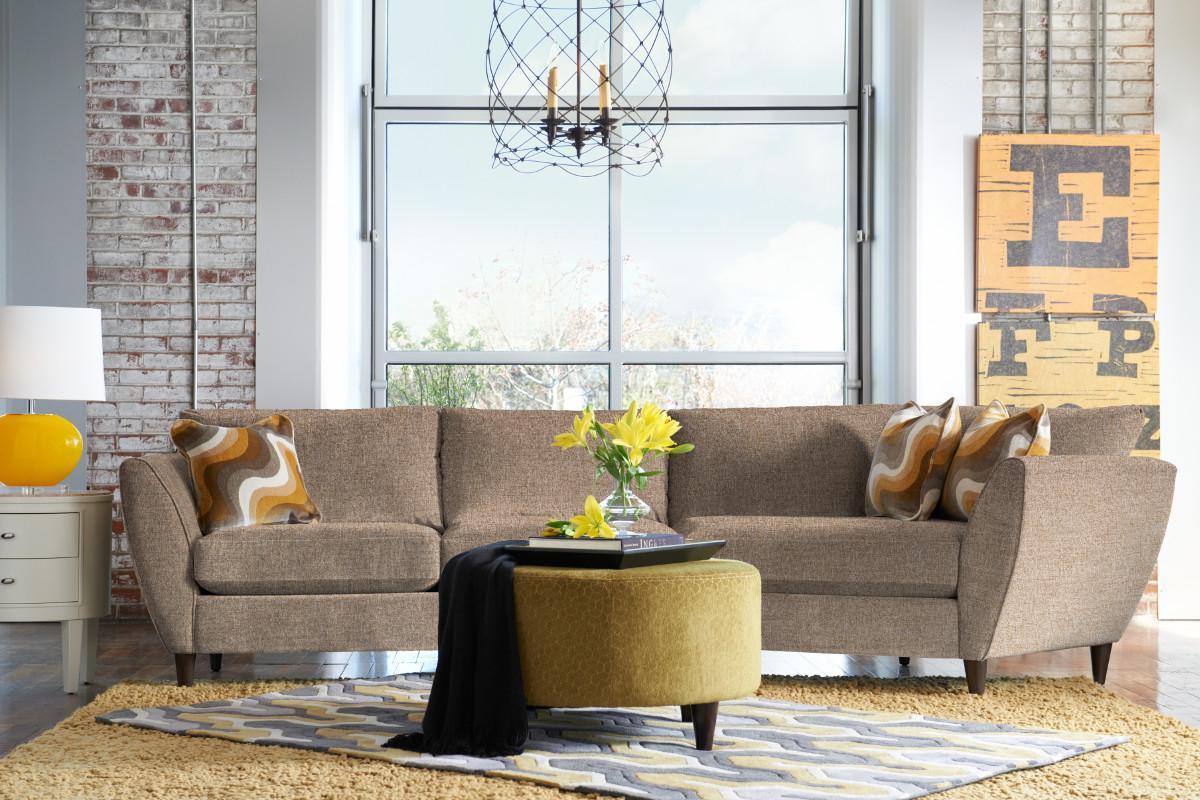 ... La Z Boy Tribeca2 Pc Sectional Sofa With LAS Cuddler ...