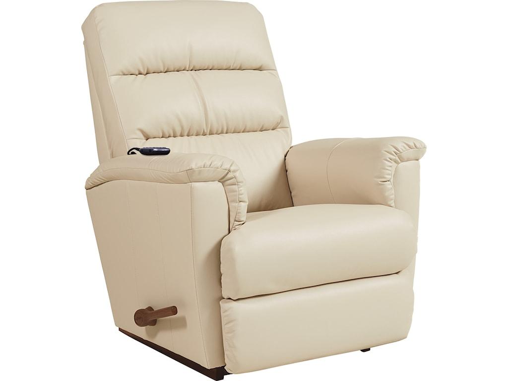 La-Z-Boy Tripoli2-Motor Massage & Heat Rocker Recliner