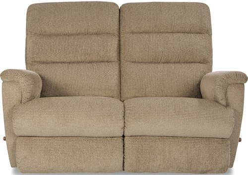 La z boy tripoli casual reclining wall saver loveseat godby home furnishings reclining love - Ways of accessorizing love seats ...