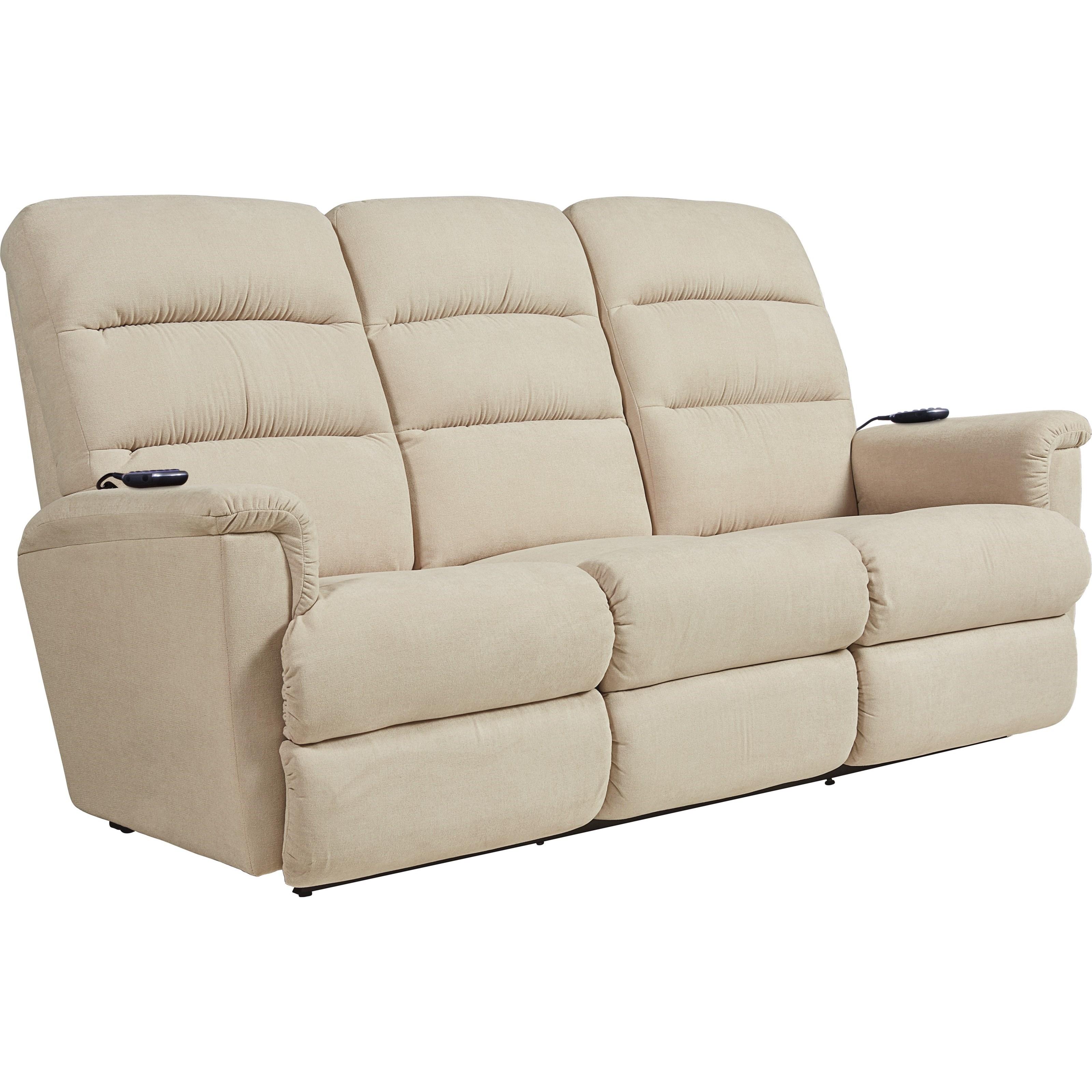 Bon La Z Boy TripoliPower Recline XRw™+ Full Reclining Sofa