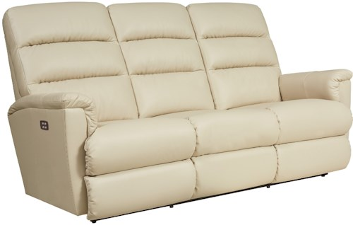 La-Z-Boy Tripoli Casual Power-Recline-XRw Wall Saver Reclining Sofa