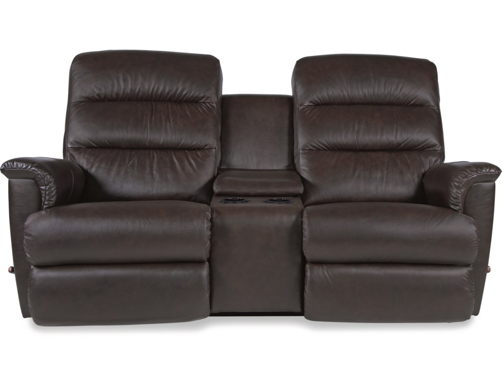 La-Z-Boy TripoliReclina-Way® Full Reclining Loveseat w/ Midd