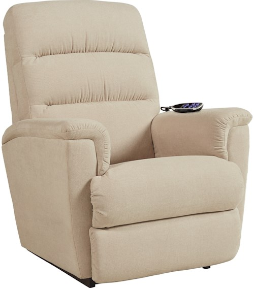 La-Z-Boy Tripoli Power-Recline-XR Rocker Recliner with 2-Motor Massage & Heat