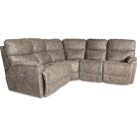 3 Pc Power Reclining Sofa w/ Pwr Head