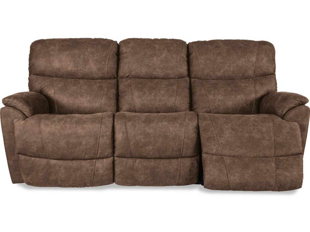 La Z Boy Trouperla Time Full Reclining Sofa