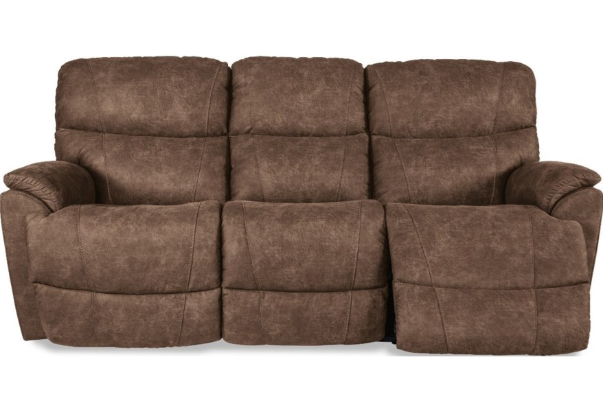 La Z Boy Trouper Reclining Sofa